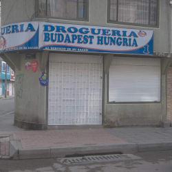 Droguería Budapest Hungría en Bogotá