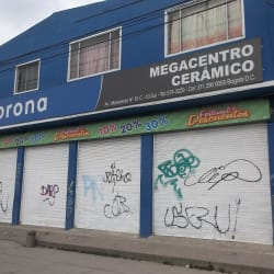 Megacentro Cerámico en Bogotá