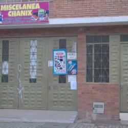 Miscelánea Chanix en Bogotá