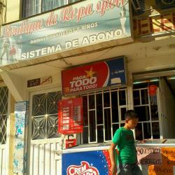 Boutique de Ropa Sport en Bogotá