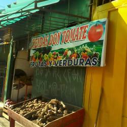 Tiendas Don Tomate  en Bogotá