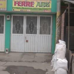 Ferre Arg en Bogotá
