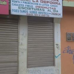 Finca Raíz La Reforma en Bogotá