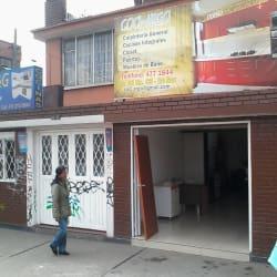 Coci Argo en Bogotá