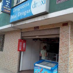 Droguería Mac Drogas en Bogotá