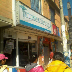 Drogas El MIrador GR en Bogotá