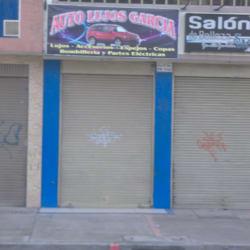 Auto Lujos García en Bogotá