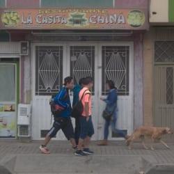 Restaurante La Casita China en Bogotá