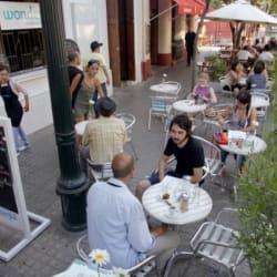 Wonderfull- Lastarria en Santiago
