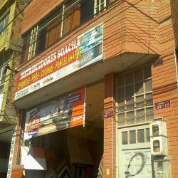 Distribuidores Soacha en Bogotá