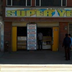 Comercializadora De Repuestos Súper Yes en Bogotá