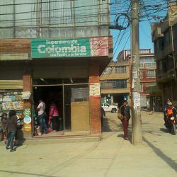 Supermercado Colombia en Bogotá