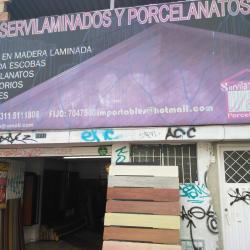 Servilaminados y Porcelanatos en Bogotá