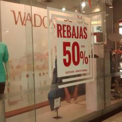 Wados - Mall Plaza Vespucio en Santiago