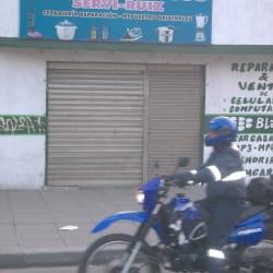 Ferrelectricos Servi-Ruiz en Bogotá