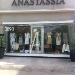 Anastassia en Santiago