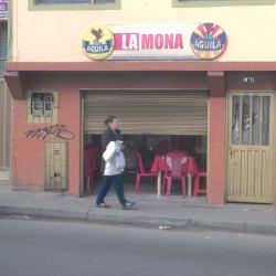 Restaurante La Mona Calle 62 en Bogotá