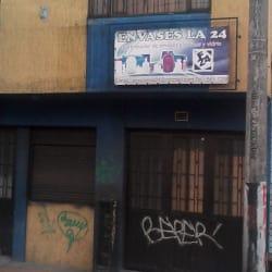 Envases la 24 en Bogotá