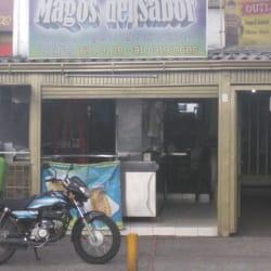 Magos del Sabor en Bogotá