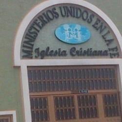 Ministerios Unidos En La Fe Iglesia Cristiana en Bogotá
