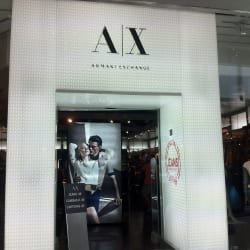 Armani Exchange - Costanera Center en Santiago