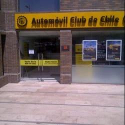 Automóvil Club de Chile Las Condes en Santiago