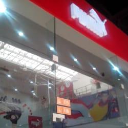 Puma Mercurio en Bogotá