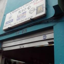 Confecciones Rao en Bogotá