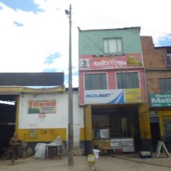 Punto De Venta Muelles Y Frenos Lucho en Bogotá