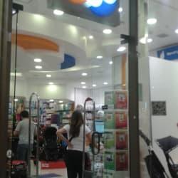 Baby Infanti Mall Parque Arauco en Santiago