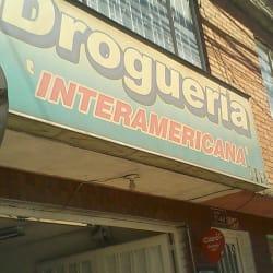 Droguería Interamericana en Bogotá