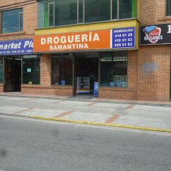 Droguería Samantina en Bogotá