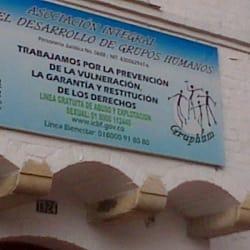 Asociación Integral Para El Desarrollo De Grupos Humanos en Bogotá