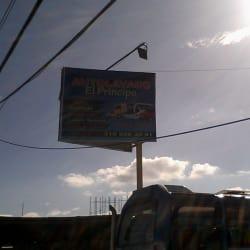 Autolavado El Principe en Bogotá
