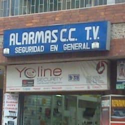 Yoline Security en Bogotá