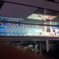 Solución Printer & Ups en Bogotá