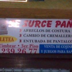 Surce Paño en Bogotá