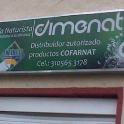 Tienda Naturista Dimenat en Bogotá
