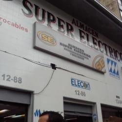Almacén Super Electricos en Bogotá