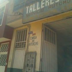 Talleres Bolivar en Bogotá