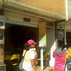 Restaurante Paque Pique en Bogotá