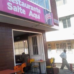 Restaurante Salte Aqui en Bogotá