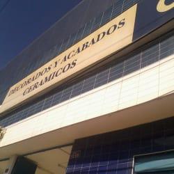Decorados y acabados cerámicos corona en Bogotá