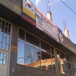 Escuela de Taekwondo Kyong Giu Kwan en Bogotá