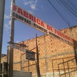 Fábrica de Furgones en Bogotá