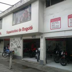 Honda Supermotos de Bogotá Calle 63 en Bogotá