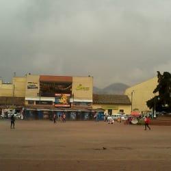 Centro Comercial del Parque Soacha en Bogotá