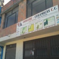 Constru Cerámicas C.C en Bogotá