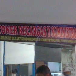 Distoner Recargas y Suministros en Bogotá