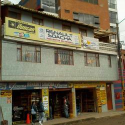 Renault Soacha en Bogotá